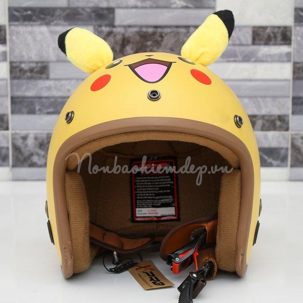 Non Bao Hiem Pikachu 3/4 (1)