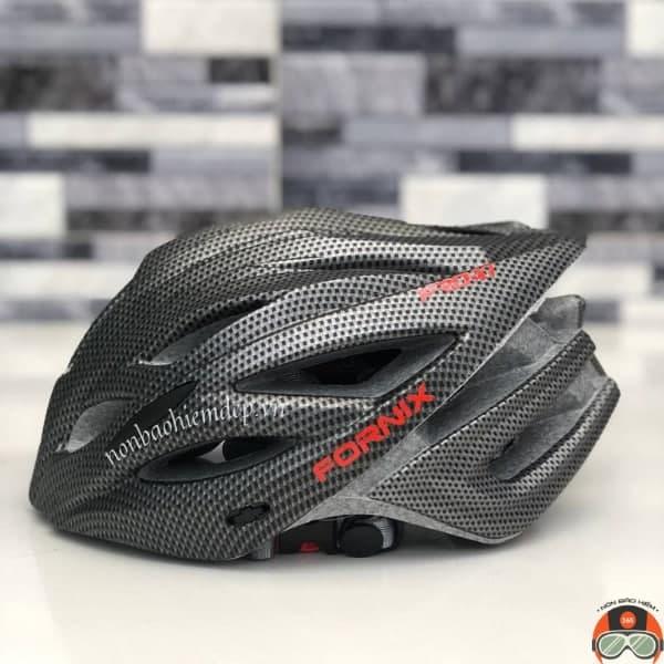 Non Bao Hiem Xe Dap Fornix Pro X1 Den Carbon (1)