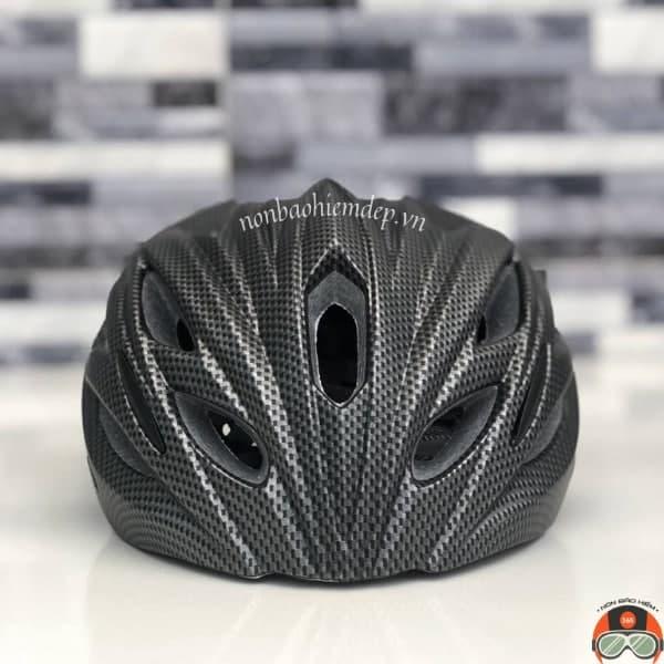 Non Bao Hiem Xe Dap Fornix Pro X1 Den Carbon (12)