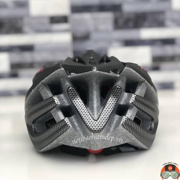 Non Bao Hiem Xe Dap Fornix Pro X1 Den Carbon (2)