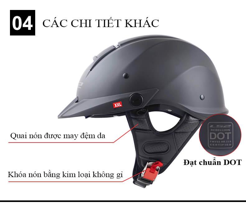 Mu Bao Hiem Nua Dau Ls2 Hh590 6
