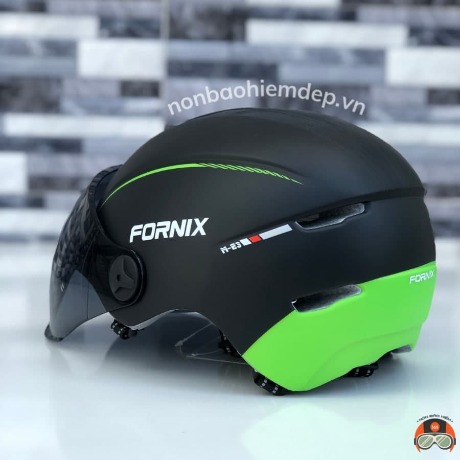 Non Xe Dap Fornix A02nm E3 Den Xanh Neon (11)