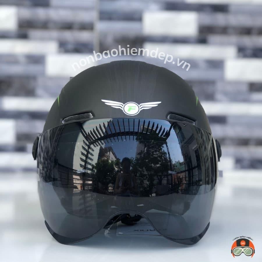 Non Xe Dap Fornix A02nm E3 Den Xanh Neon (9)