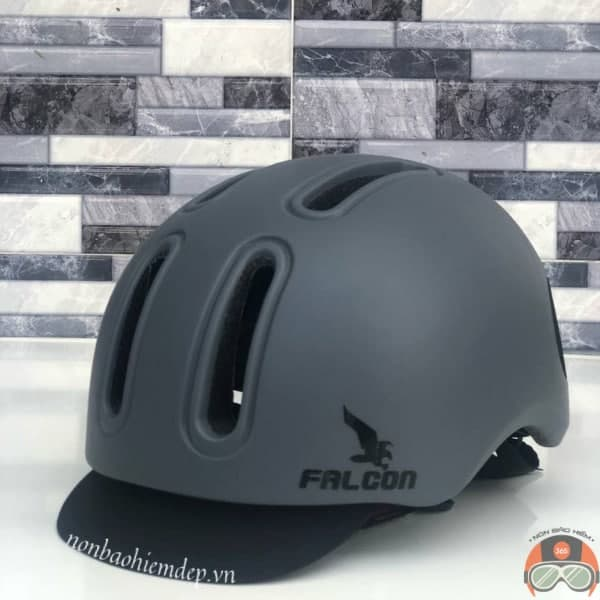 Non Xe Dap Poc 05 Falcon Nho Gon Xam Chi (5)